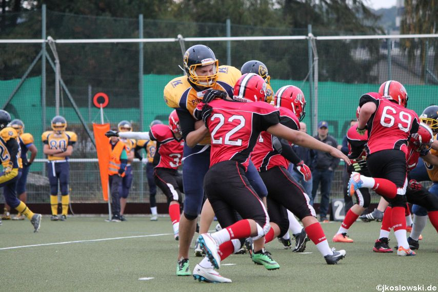 U17 Marburg Mercenaries vs. Wiesbaden Phantoms 217