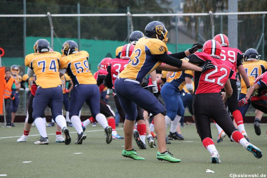 U17 Marburg Mercenaries vs. Wiesbaden Phantoms 219