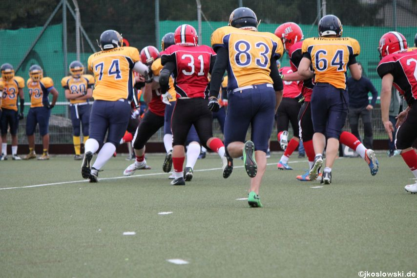 U17 Marburg Mercenaries vs. Wiesbaden Phantoms 222