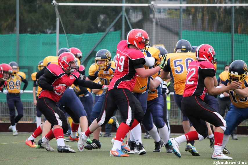 U17 Marburg Mercenaries vs. Wiesbaden Phantoms 226