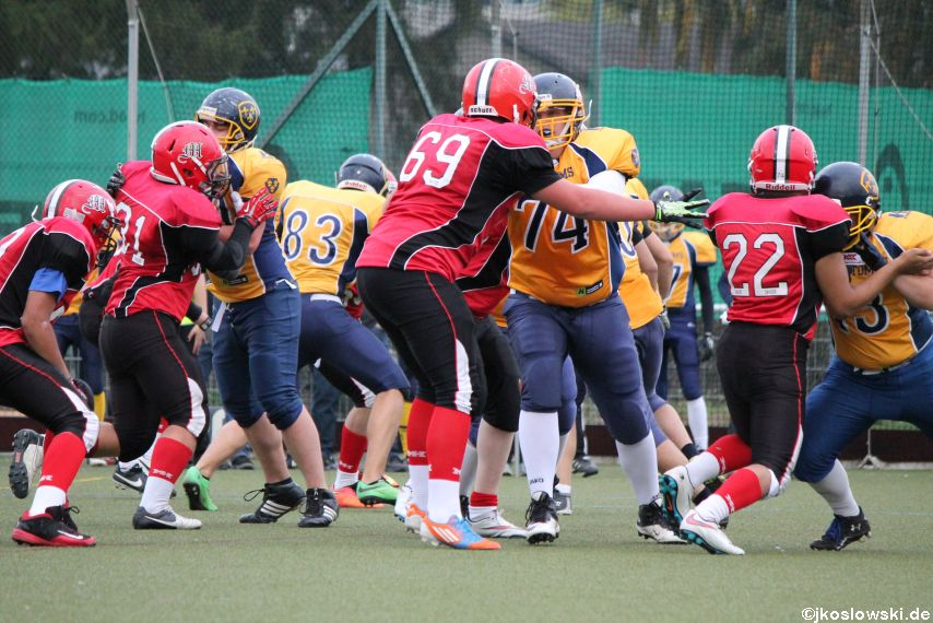U17 Marburg Mercenaries vs. Wiesbaden Phantoms 228
