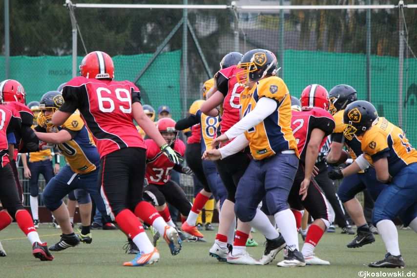 U17 Marburg Mercenaries vs. Wiesbaden Phantoms 230