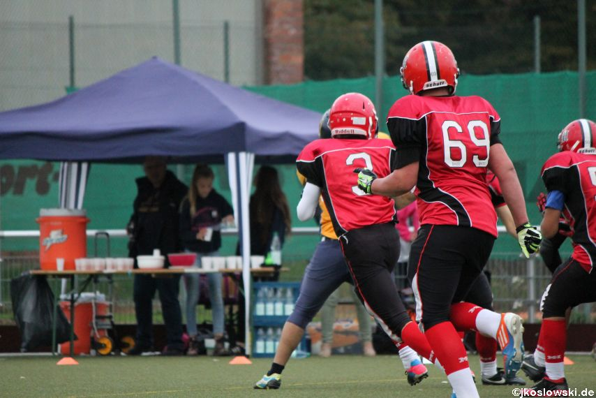 U17 Marburg Mercenaries vs. Wiesbaden Phantoms 232