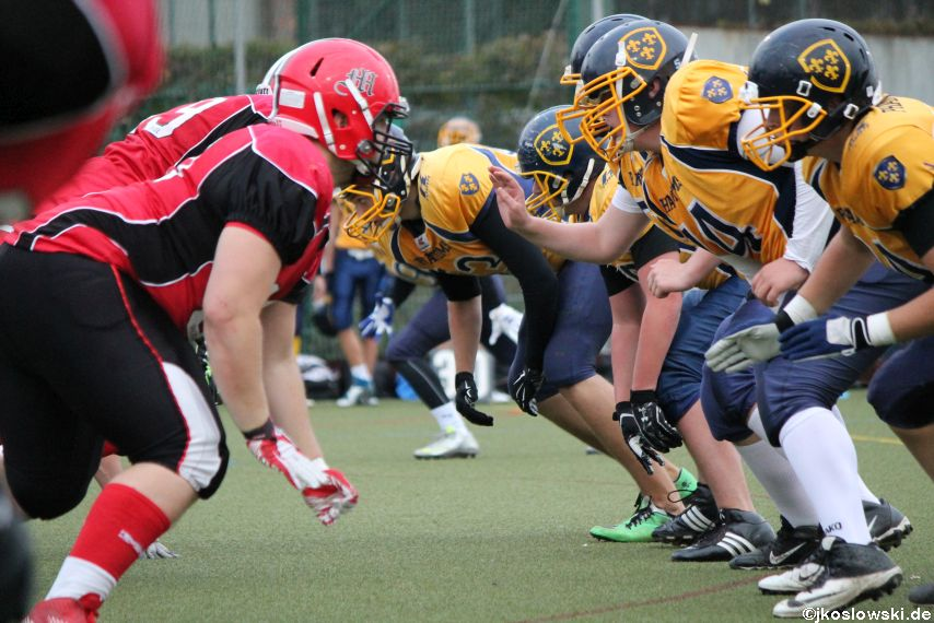U17 Marburg Mercenaries vs. Wiesbaden Phantoms 234