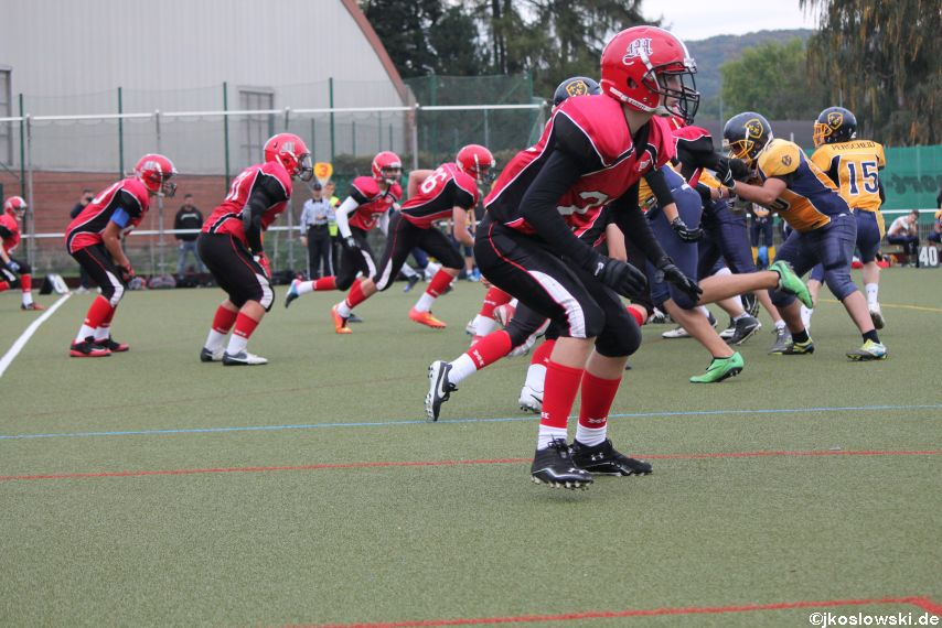 U17 Marburg Mercenaries vs. Wiesbaden Phantoms 236