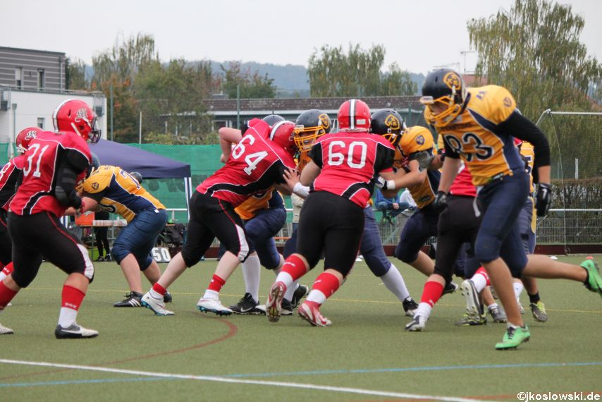 U17 Marburg Mercenaries vs. Wiesbaden Phantoms 238