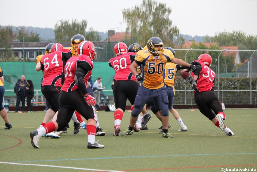 U17 Marburg Mercenaries vs. Wiesbaden Phantoms 240