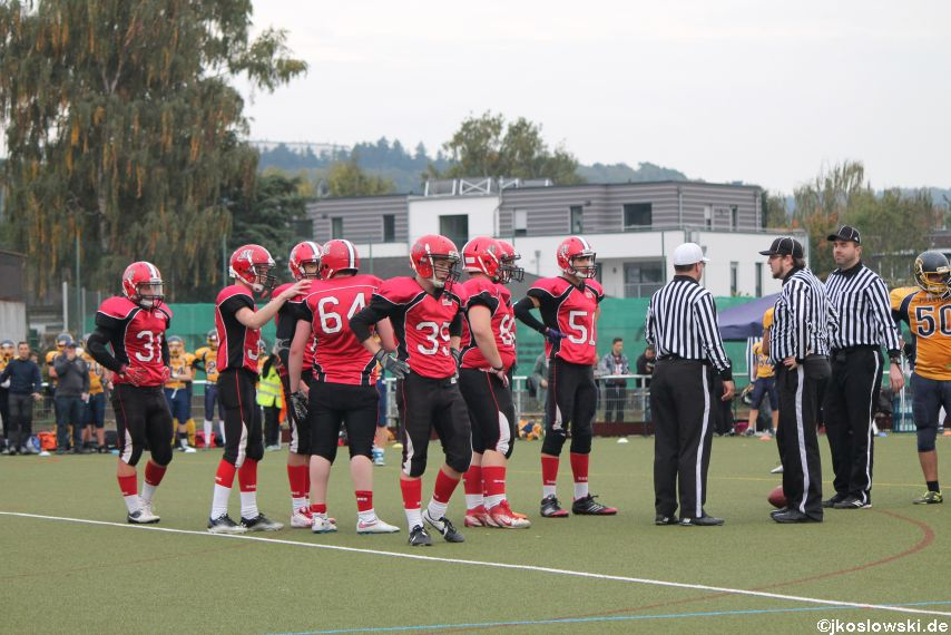 U17 Marburg Mercenaries vs. Wiesbaden Phantoms 242