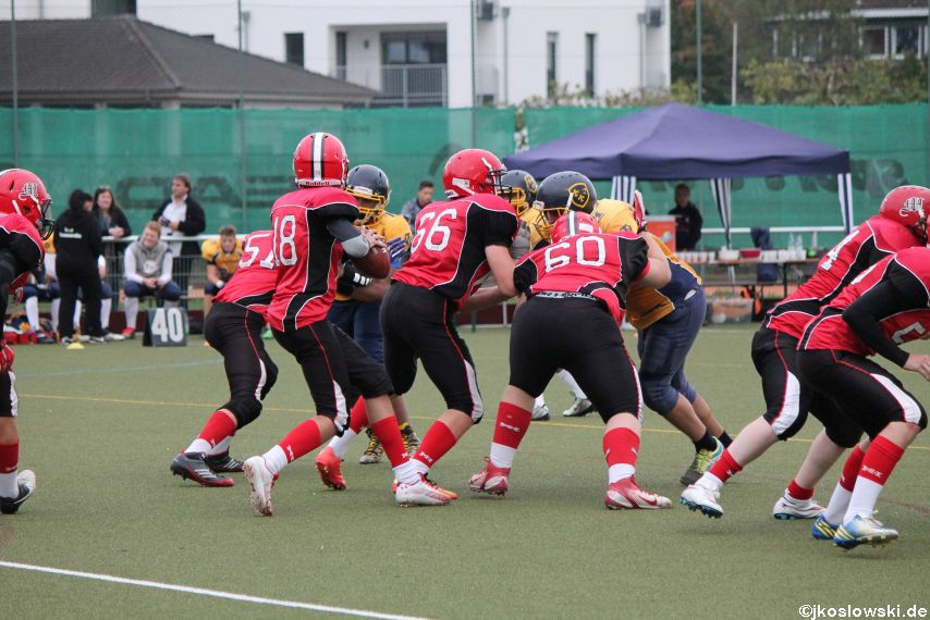 U17 Marburg Mercenaries vs. Wiesbaden Phantoms 245