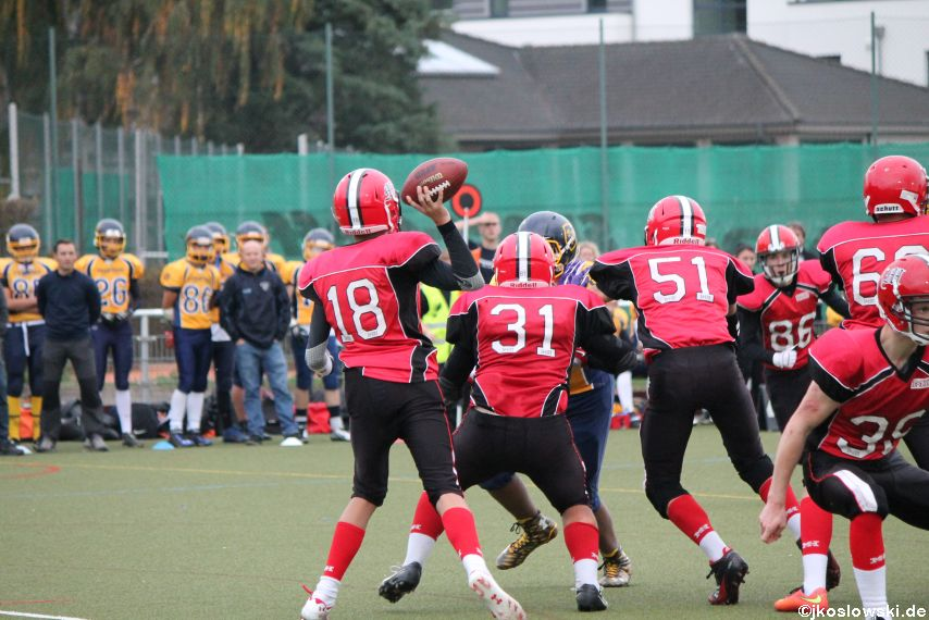 U17 Marburg Mercenaries vs. Wiesbaden Phantoms 247