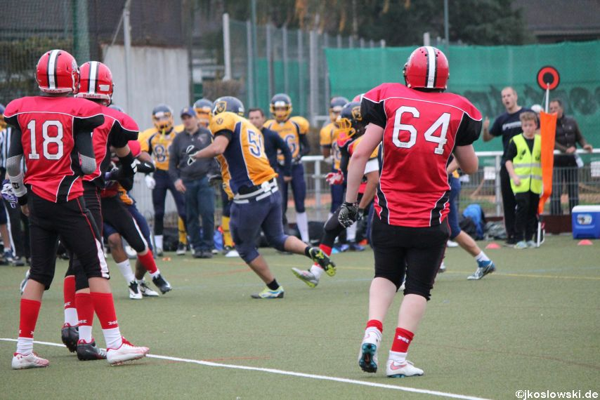 U17 Marburg Mercenaries vs. Wiesbaden Phantoms 250