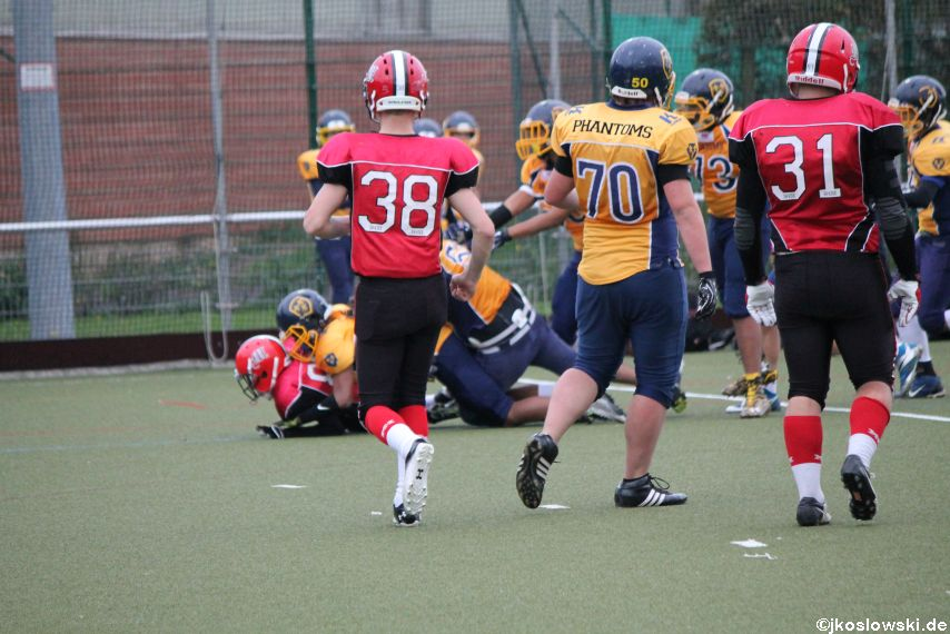 U17 Marburg Mercenaries vs. Wiesbaden Phantoms 251