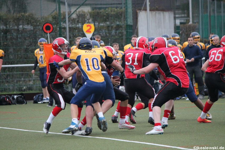 U17 Marburg Mercenaries vs. Wiesbaden Phantoms 252