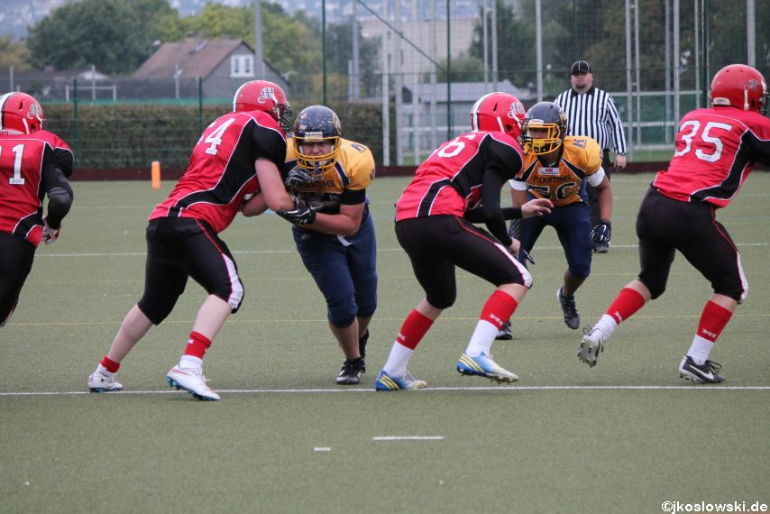 U17 Marburg Mercenaries vs. Wiesbaden Phantoms 255