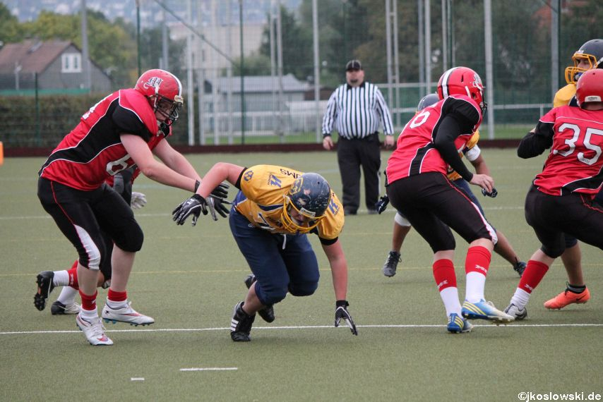 U17 Marburg Mercenaries vs. Wiesbaden Phantoms 256