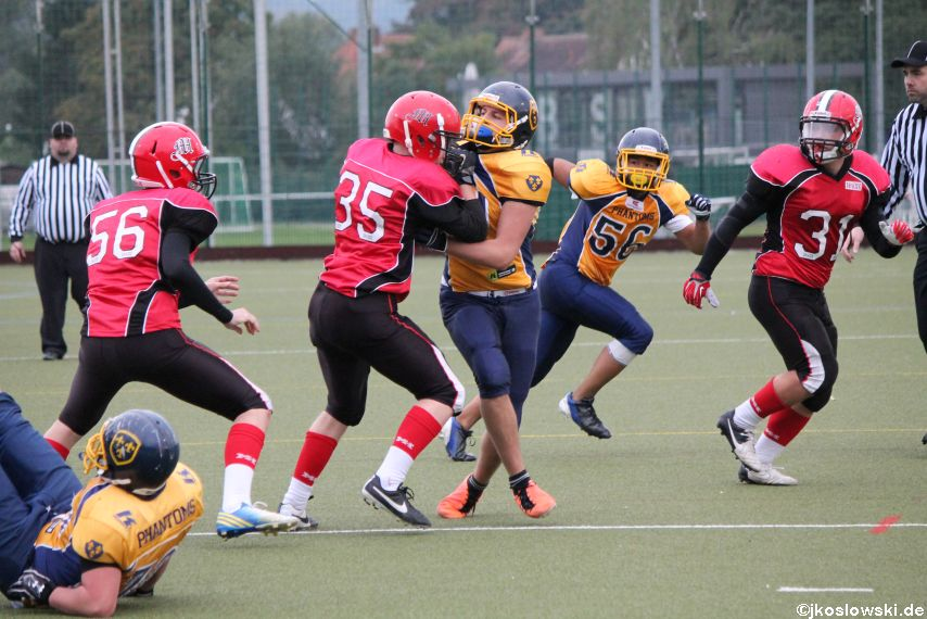 U17 Marburg Mercenaries vs. Wiesbaden Phantoms 257