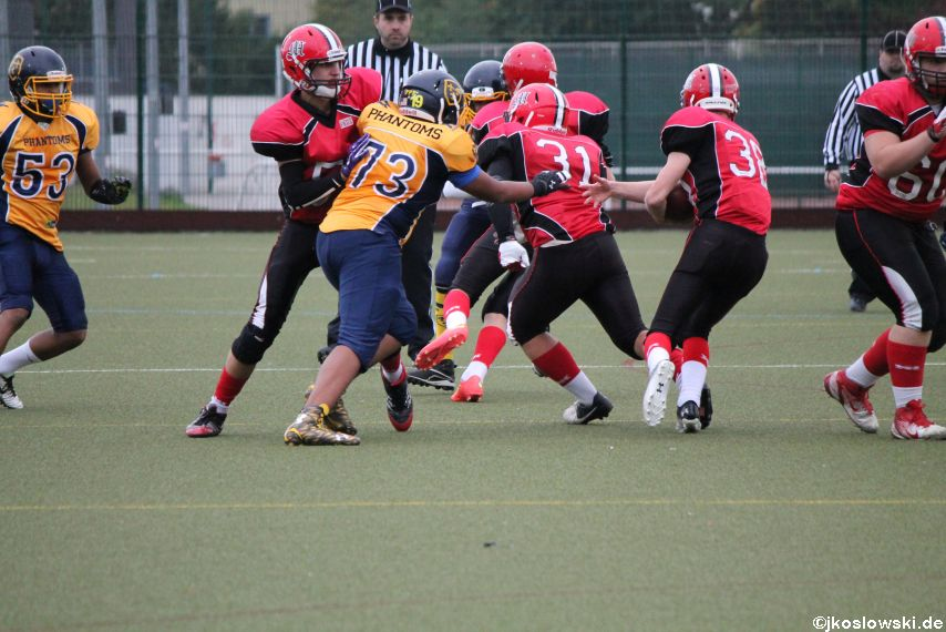 U17 Marburg Mercenaries vs. Wiesbaden Phantoms 265