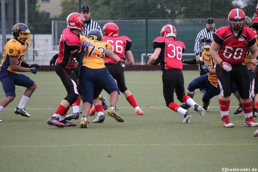 U17 Marburg Mercenaries vs. Wiesbaden Phantoms 266