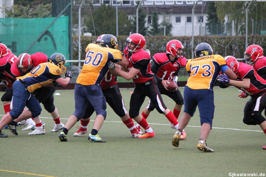 U17 Marburg Mercenaries vs. Wiesbaden Phantoms 274