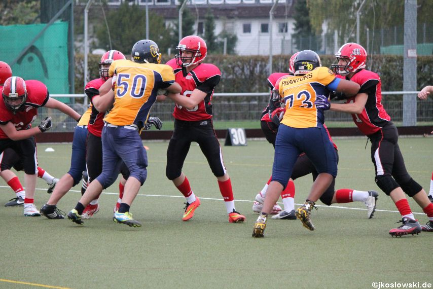 U17 Marburg Mercenaries vs. Wiesbaden Phantoms 275