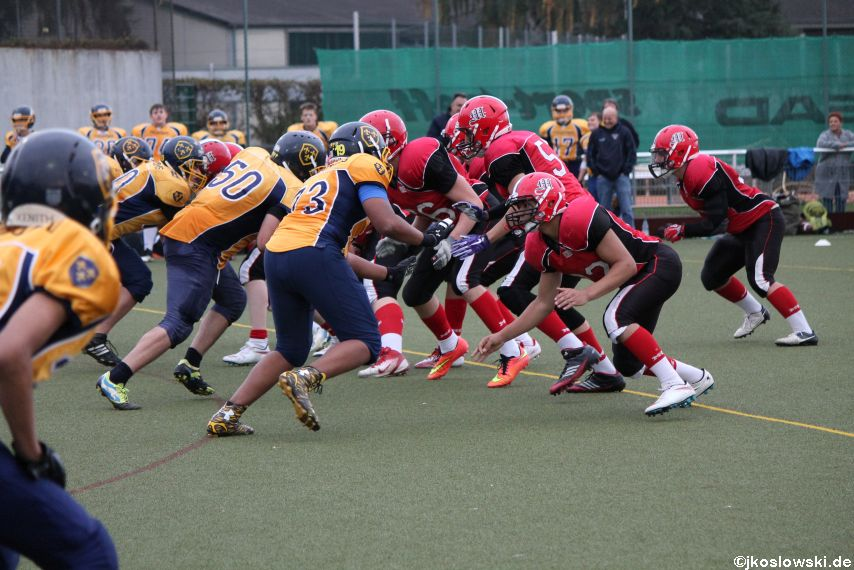 U17 Marburg Mercenaries vs. Wiesbaden Phantoms 282