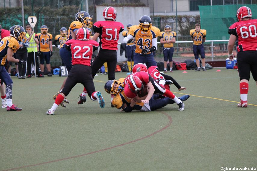 U17 Marburg Mercenaries vs. Wiesbaden Phantoms 287