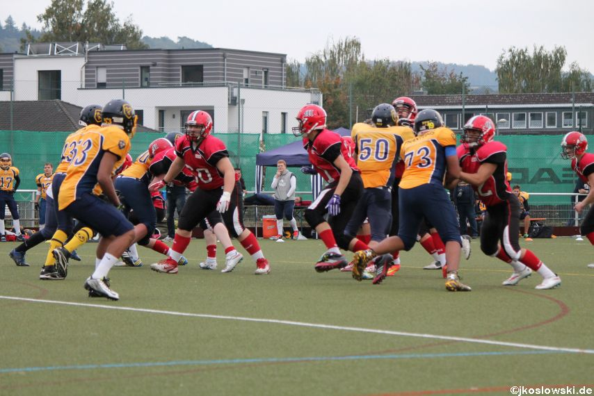 U17 Marburg Mercenaries vs. Wiesbaden Phantoms 290