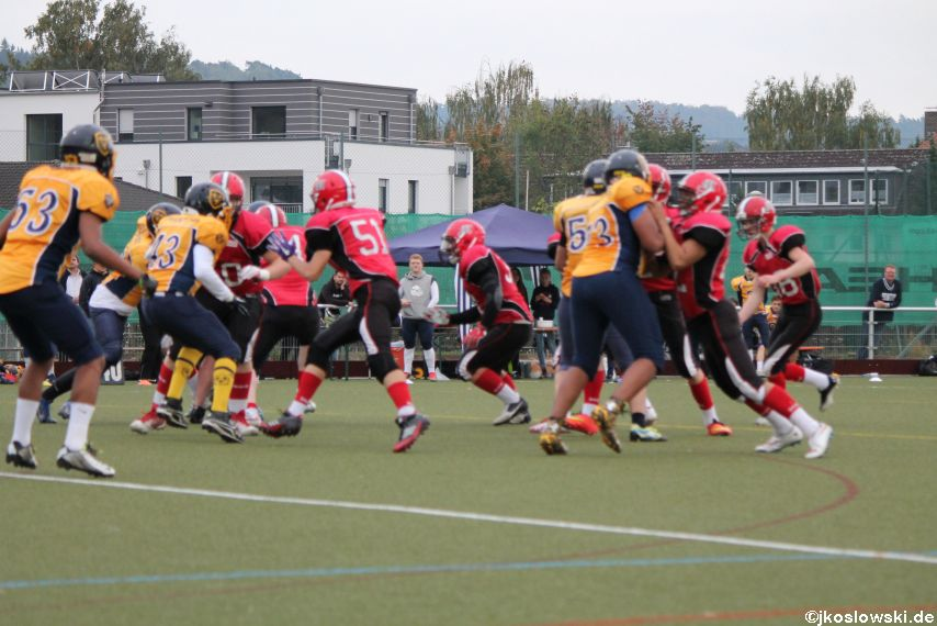 U17 Marburg Mercenaries vs. Wiesbaden Phantoms 291