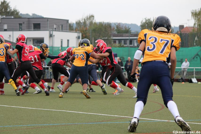 U17 Marburg Mercenaries vs. Wiesbaden Phantoms 292