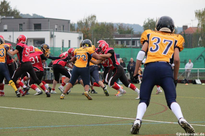 U17 Marburg Mercenaries vs. Wiesbaden Phantoms 292