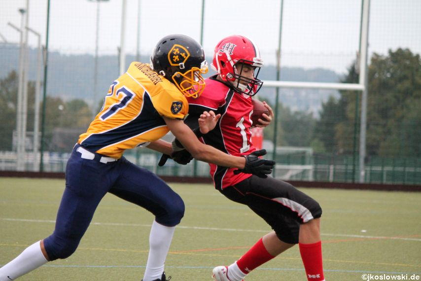U17 Marburg Mercenaries vs. Wiesbaden Phantoms 298