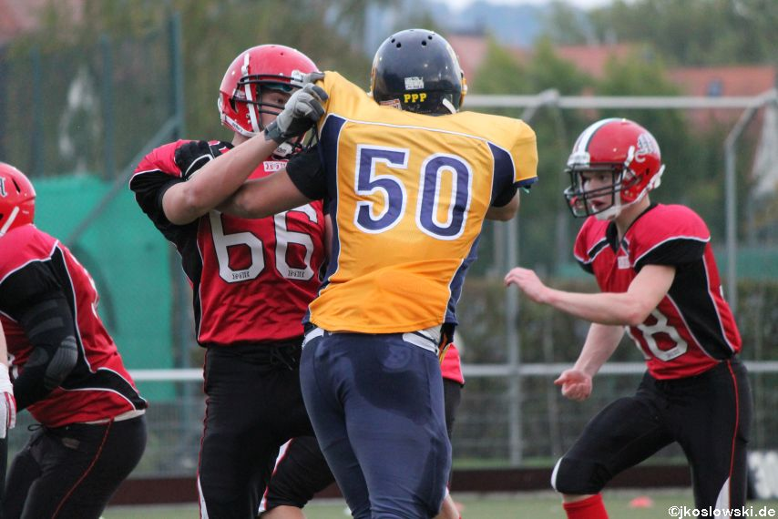 U17 Marburg Mercenaries vs. Wiesbaden Phantoms 300