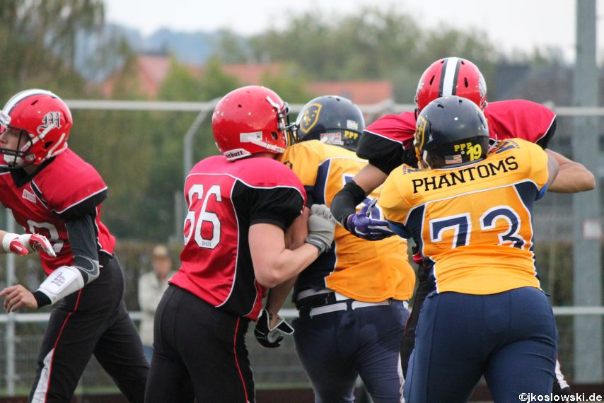 U17 Marburg Mercenaries vs. Wiesbaden Phantoms 301