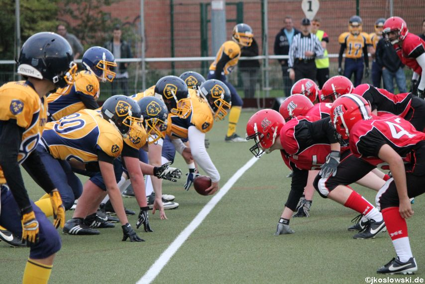 U17 Marburg Mercenaries vs. Wiesbaden Phantoms 302