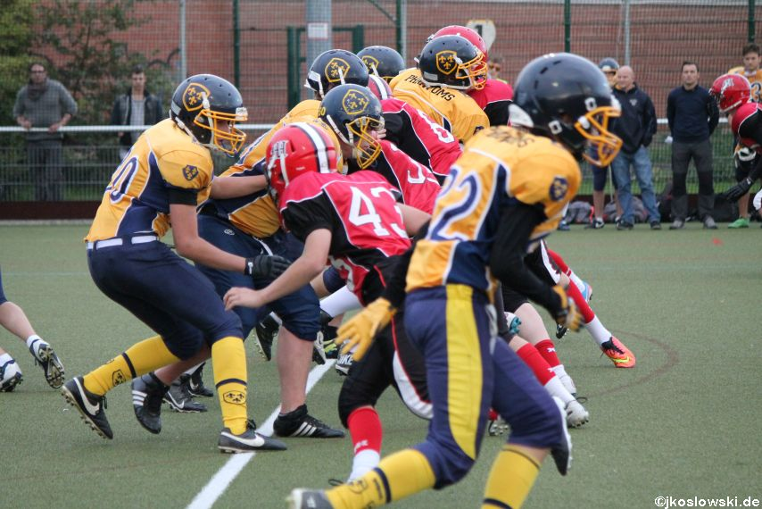 U17 Marburg Mercenaries vs. Wiesbaden Phantoms 303