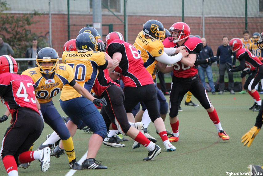 U17 Marburg Mercenaries vs. Wiesbaden Phantoms 304