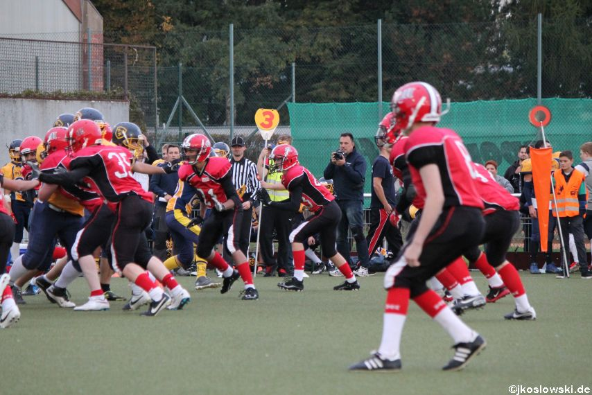 U17 Marburg Mercenaries vs. Wiesbaden Phantoms 305