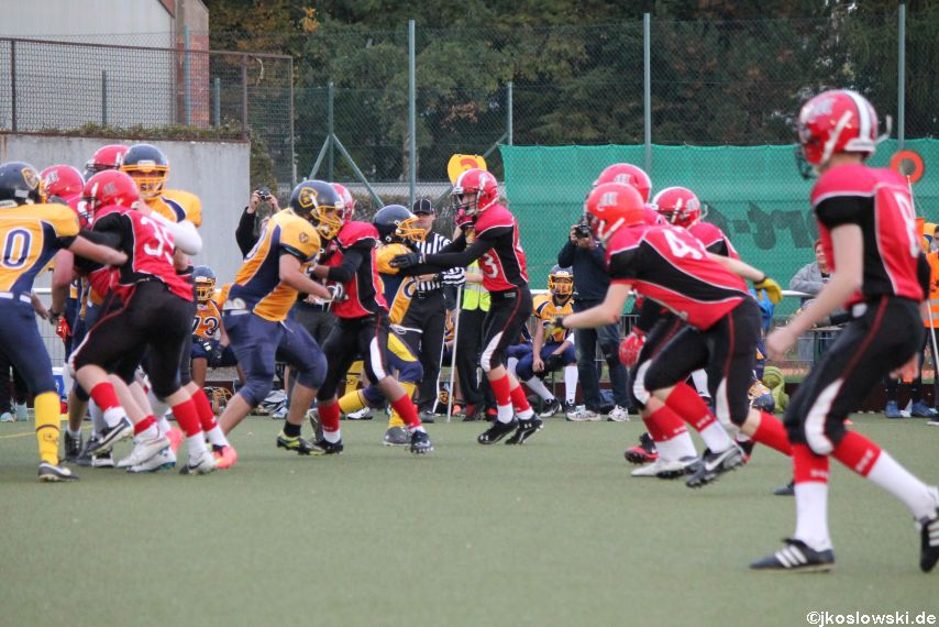U17 Marburg Mercenaries vs. Wiesbaden Phantoms 306