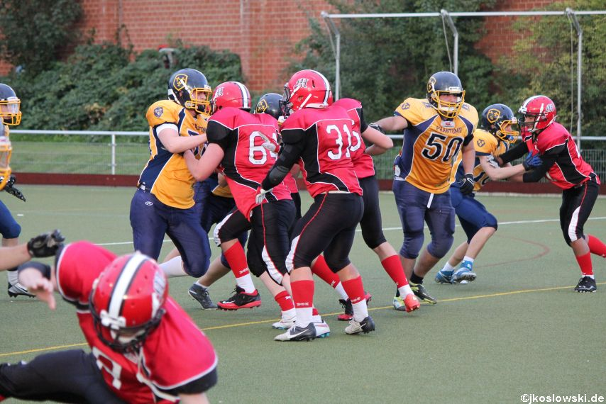 U17 Marburg Mercenaries vs. Wiesbaden Phantoms 314