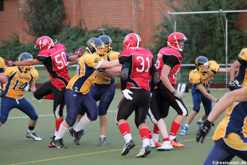U17 Marburg Mercenaries vs. Wiesbaden Phantoms 315