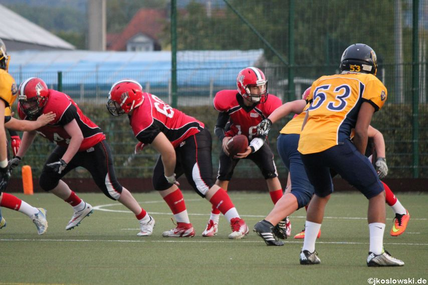 U17 Marburg Mercenaries vs. Wiesbaden Phantoms 316