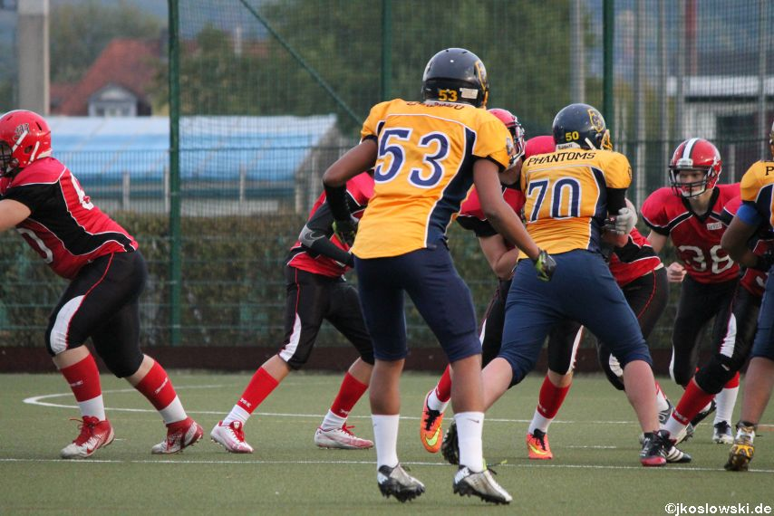 U17 Marburg Mercenaries vs. Wiesbaden Phantoms 317