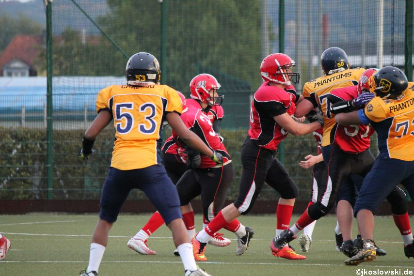 U17 Marburg Mercenaries vs. Wiesbaden Phantoms 318