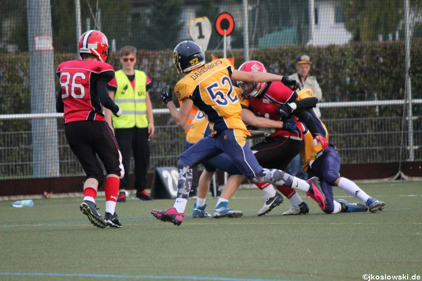 U17 Marburg Mercenaries vs. Wiesbaden Phantoms 320