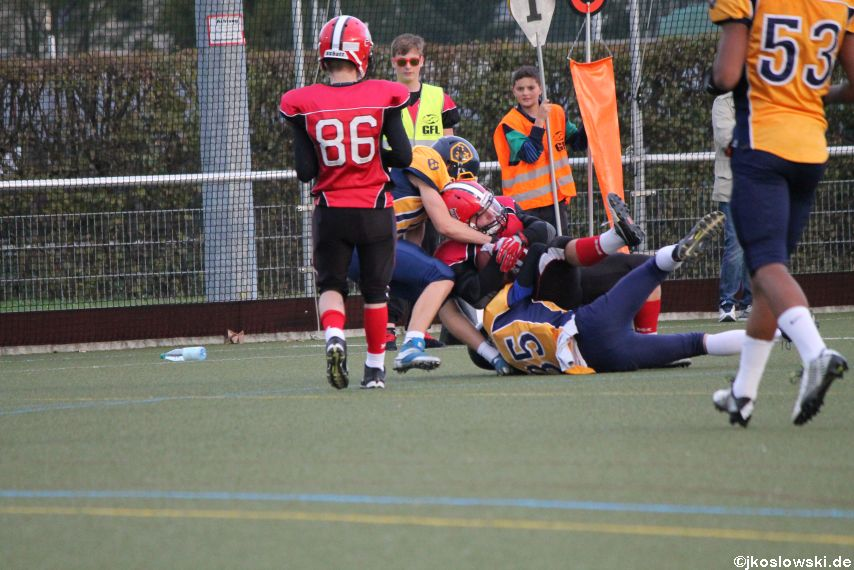 U17 Marburg Mercenaries vs. Wiesbaden Phantoms 321