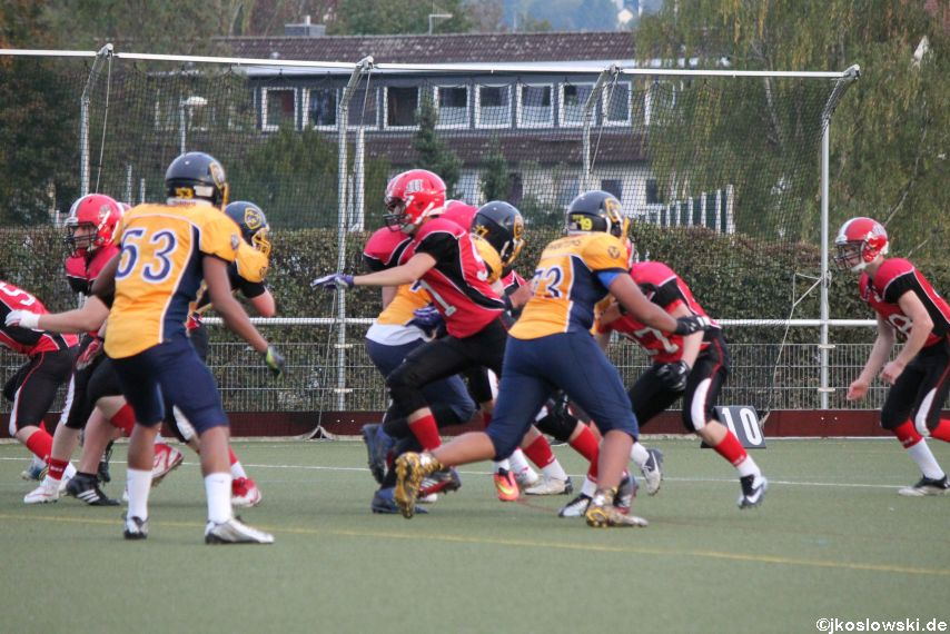 U17 Marburg Mercenaries vs. Wiesbaden Phantoms 323