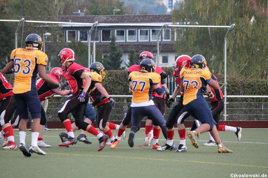 U17 Marburg Mercenaries vs. Wiesbaden Phantoms 324