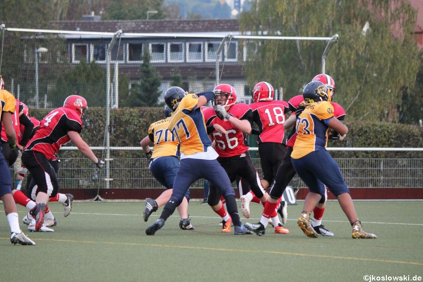 U17 Marburg Mercenaries vs. Wiesbaden Phantoms 325