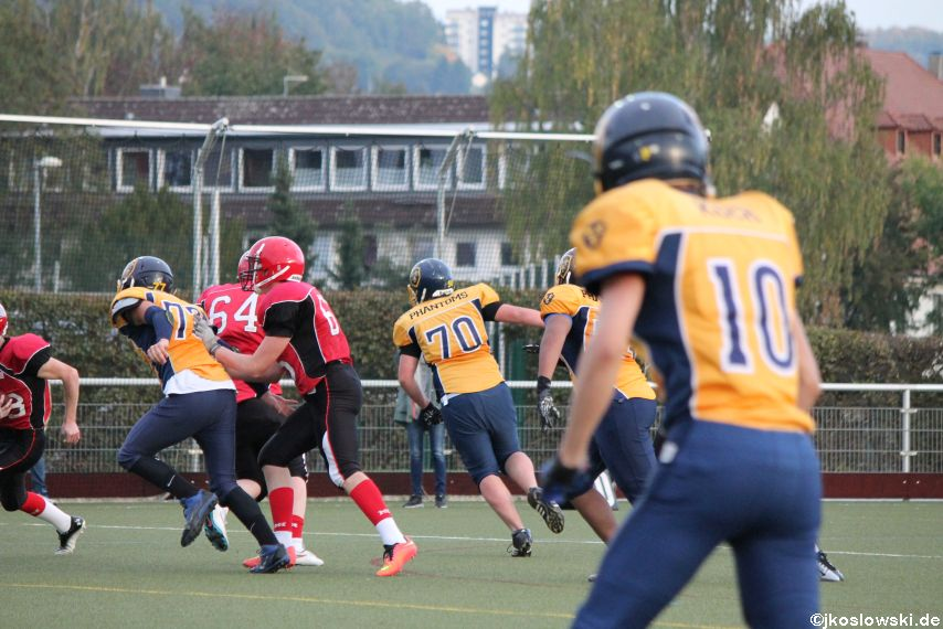 U17 Marburg Mercenaries vs. Wiesbaden Phantoms 326