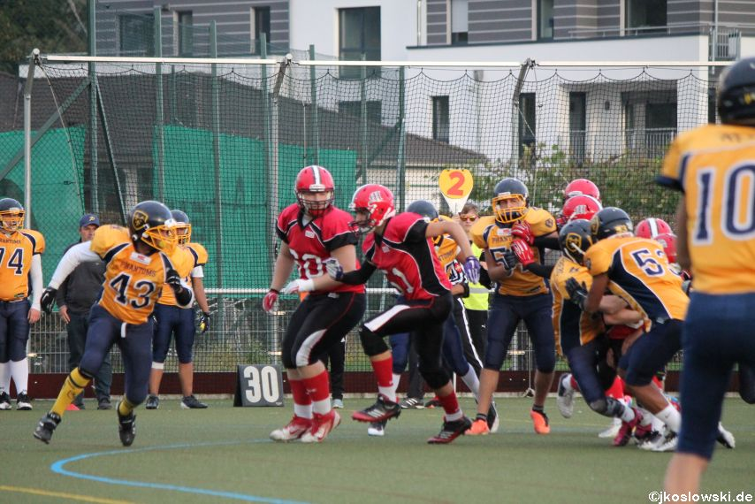 U17 Marburg Mercenaries vs. Wiesbaden Phantoms 327
